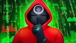 I Hacked Fortnite Squid Game..