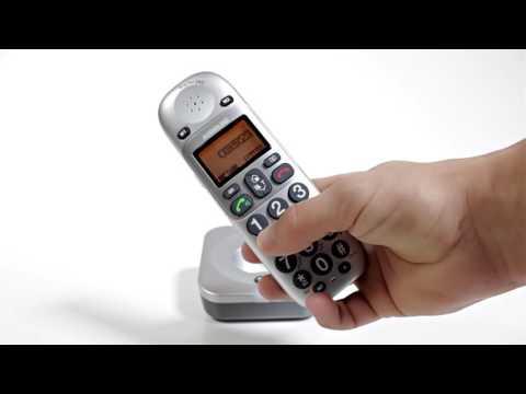 Seniorentelefon Audioline BigTEL 202