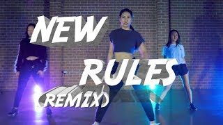 Dua Lipa   New Rules (Alison Wonderland Remix) | KEI CHOREOGRAPHY