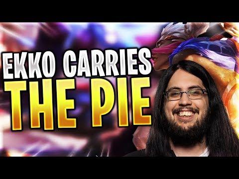艾克神帶Pie 上分