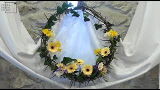 SZÓSZÉK - Húsvéti vigília a Szentcsalád plébániáról