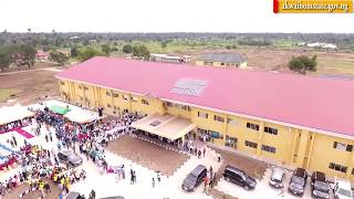 GOVERNOR UDOM COMMISSIONS IBIAKU NTOK OKPO GENERAL HOSPITAL
