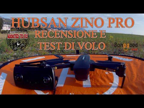 RECENSIONE TUTORIAL HUBSAN ZINO ORI