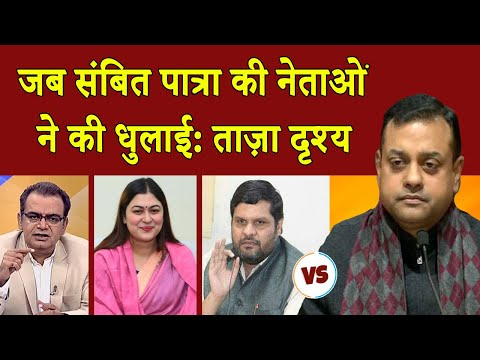 Sambit Patra vs Kanhaiya Kumar Debate | Chaupal 2017 | News18 India
