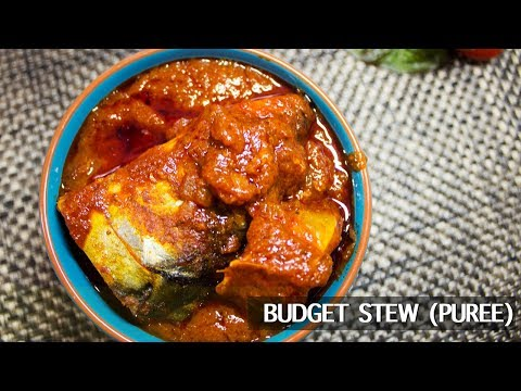 Shortcut Stew | How to Make Tomato Purée Stew