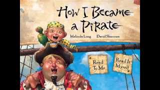 How I Became a Pirate by Oceanhouse Media