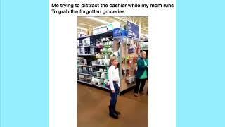 Boy Sings Hank Williams - Lovesick Blues In Walmart!