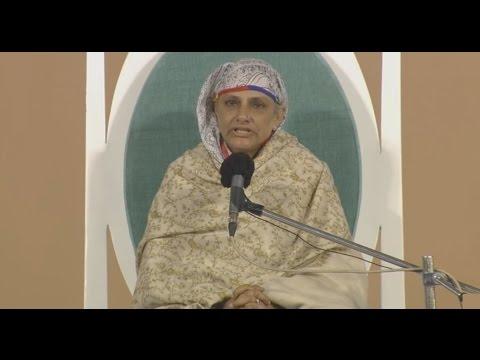 Discourse By Satguru Mata Sawinder Hardev ji On Third Day of