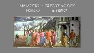 ARTH 4037 Masaccio