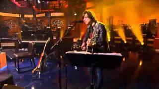 Ryan Adams Do I Wait Live On Letterman Video