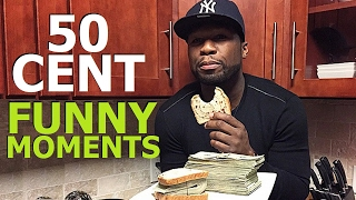 50 Cent FUNNY MOMENTS (BEST COMPILATION)