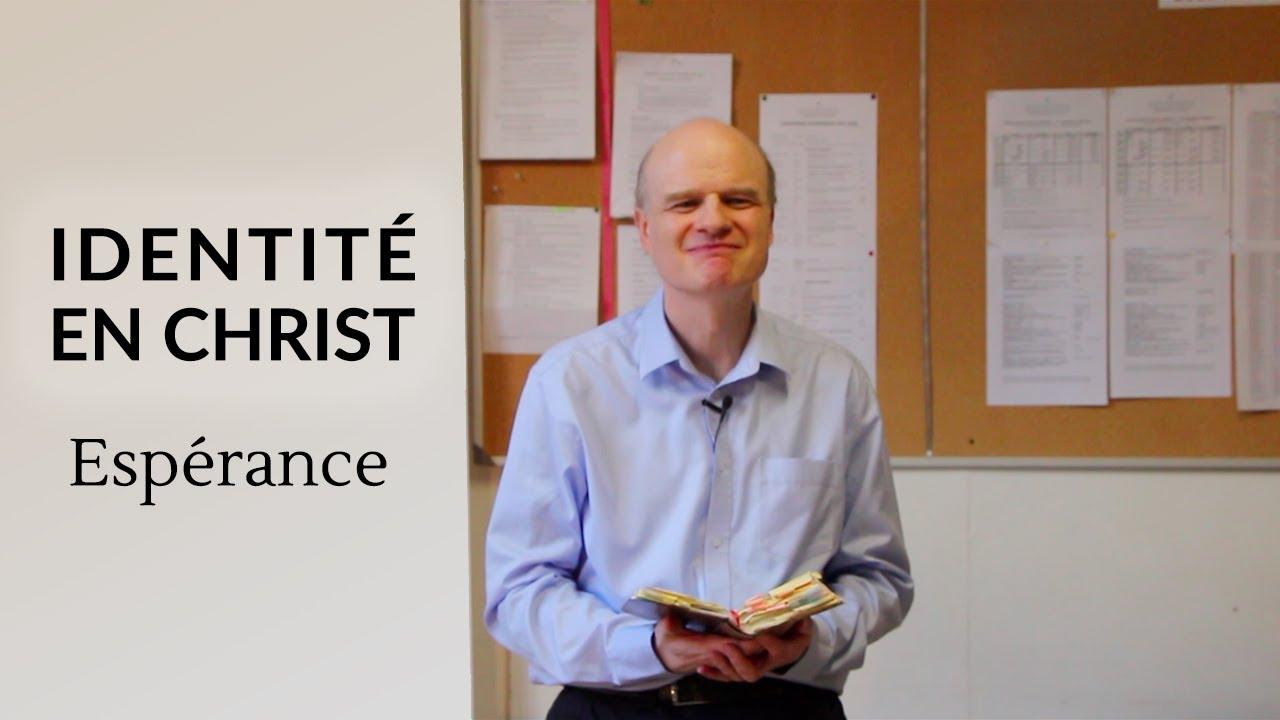 Identité en Christ : Espérance (Phil 3)
