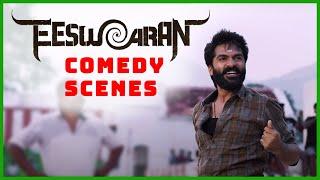 Eeswaran Tamil Movie   Comedy scenes Compilation   Silambarasan TR   Niddhi Agerwal