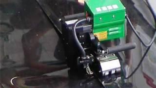 Автомат для сварки полимеров COMON от компании ТОВ Компанія Оптімус - видео