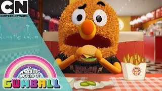 The Amazing World Of Gumball | Nightmare On Elmore Street | Cartoon Network UK 🇬🇧