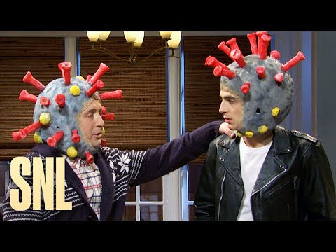Coronavirus Holiday – SNL