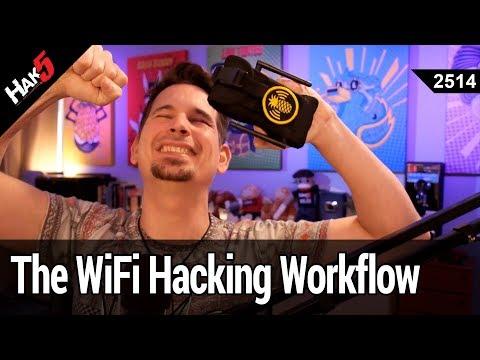 ▻ WiFi Hacking Workflow - The NEW WiFi Pineapple 2 5