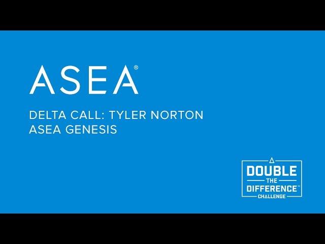 Tyler Norton: ASEA Genesis