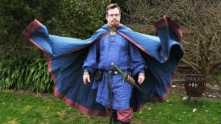 How MEDIEVAL CLOAKS Affect SWORDS And COMBAT