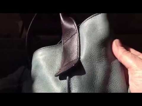 Fossil Darby Shopper & Emerson Large Satchel