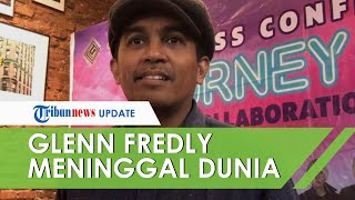 BREAKING NEWS: Penyanyi Glenn Fredly Meninggal Dunia