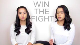 Win the Fight (Ylona Garcia) Live Acapella Cover by CaleonTwins