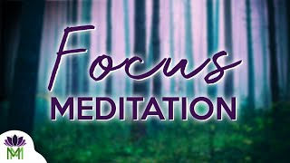 Guided Meditation for Focus