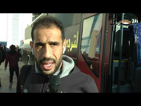 سامح الدربالي يتحدث عن معوضه ايهاب المباركي