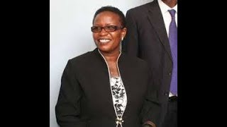 Just In  : IEBC legal director Praxedes Tororei offers to retire