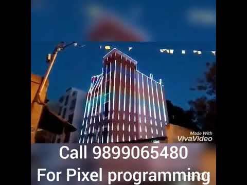 Pixel LED Decorative Light