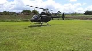 preview picture of video 'OH-58 depegando de Caribbean RC Club, inc. Gurabo, Puerto Rico'