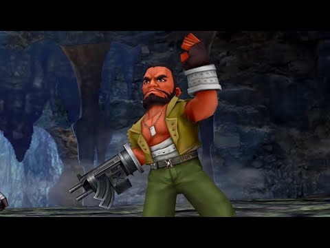 Dissidia Final Fantasy: Opera Omnia - Barret Trailer