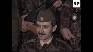 Çeçenistan'ı özgürlüğüne kavuşturan lider, Cahar Dudayev