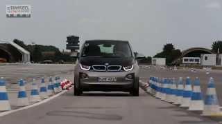 إختبار ElTawkeel.com للسيارة BMW i3 في أكاديمية BMW للقيادة في ميونخ