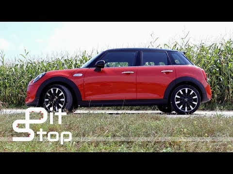 2018 Mini 5 door Cooper S review