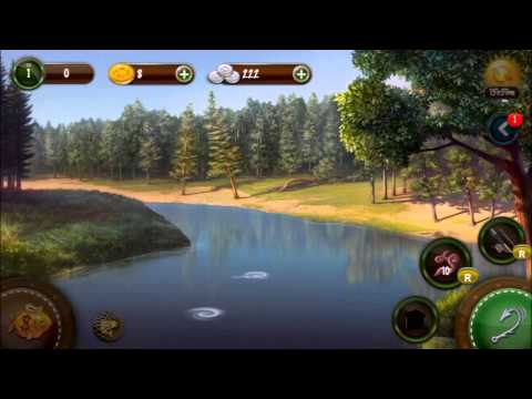 Gone Fishing  Trophy Catch   Android Gameplay HD