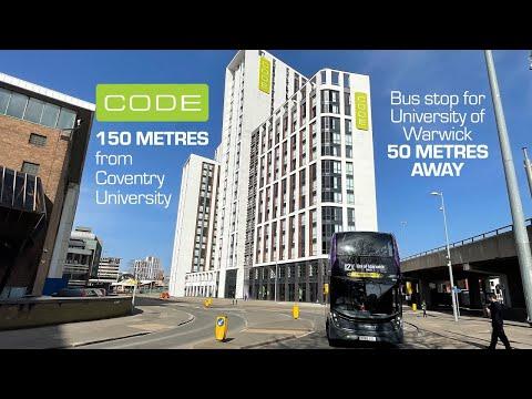 Explore CODE Coventry
