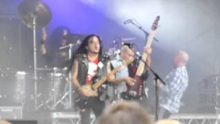 Armored Saint - Raising Fear, Bloodstock 2015