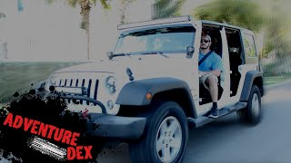 How To Remove Jeep Wrangler Doors