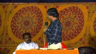 Is the End time Church under God or Satan- (Tamil) C.Umashankar IAS at CSI Shekkal - 3rd May 2014