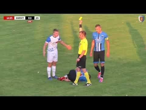 WIDEO: Karpaty Krosno - JKS Jarosław 0-1 [SKRÓT MECZU]