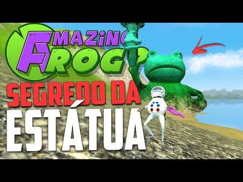 SEGREDOS DA ESTÁTUA GIGANTE! - Amazing Frog