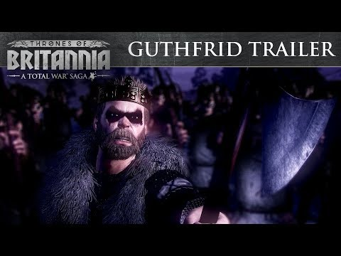 Total War Saga: Thrones of Britannia - Northymbre Trailer thumbnail