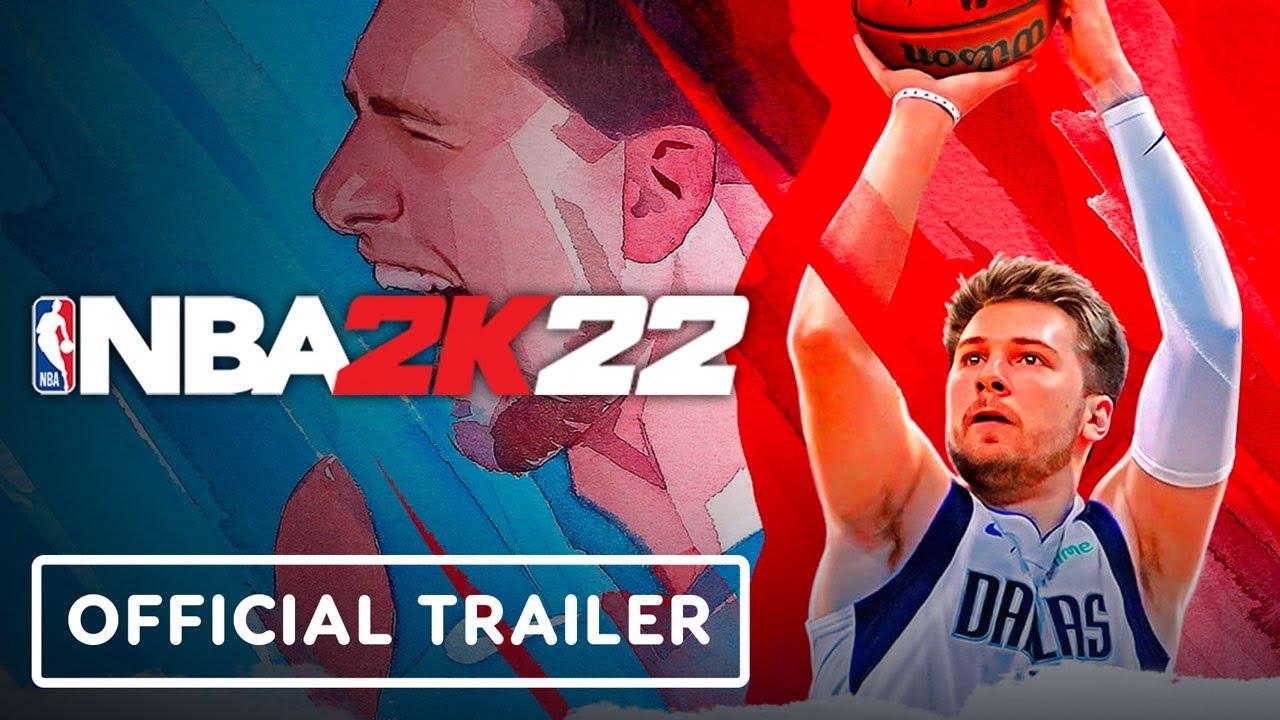 Trailer di NBA 2K22