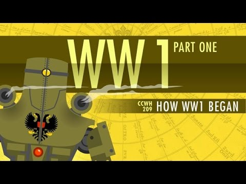 good thesis statements for world war 1