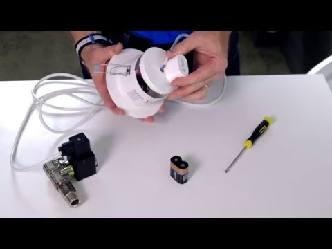How to Test a Latching Valve on a Zip FlushMaster