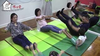 Fit and Fun.親子體操班