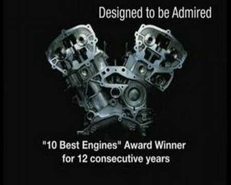 Der Motor Mercedes das 2.4 Benzin v6