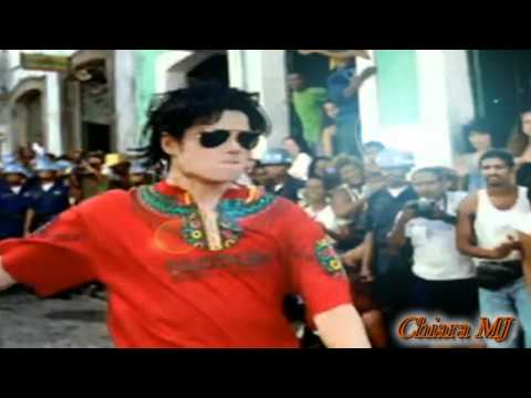 MICHAEL JACKSON- THEY DON'T CARE ABOUT US   HD ( Brazil Version)!!!!