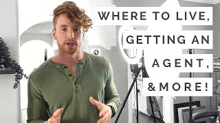 HOW TO MOVE TO LA AND BECOME AN ACTOR   10 Los Angeles acting tips